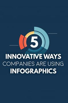 Infographic creative design ideas to use for business and marketing