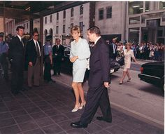 Diana, Princess of Wales, visits The Drake Hotel by The Drake Hotel Chicago, via Flickr