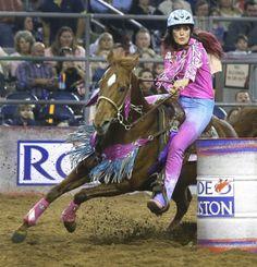 Fallon Taylor & Babyflo ❤️❤️❤️ Barrel Racing Saddles, Barrel Racing Horses, Barrel Horse, Woman Riding Horse, Horse Girl, Country Girl Life, Country Girls, Barrel Racing Quotes, Fallon Taylor
