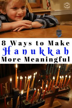 Hanukkah traditions for kids to make the holiday more meaningful: Hanukkah crafts, Hanukkah recipes and Hanukkah music to get you r whole family in the spirit Hanukkah Music, Hanukkah For Kids, Feliz Hanukkah, Hanukkah Crafts, Hanukkah Food, How To Celebrate Hanukkah, Hanukkah Decorations, Christmas Hanukkah, Hannukah