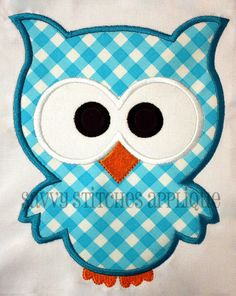 Savvy Stitches Kookie owl, tested by me! (Stitched by Janay)