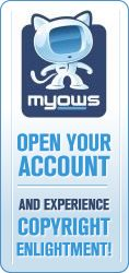 Myows | Protect your Copyrights, Online and for Free!