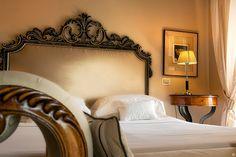 Taormina hotel Villa Carlotta Junior suite