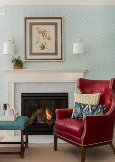 Robin Gannon Interiors and Home | The Inn at Hastings Park | Michael J Lee Photography