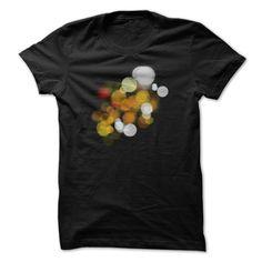 Aperture Bokeh Balls T-Shirts, Hoodies. CHECK PRICE ==► https://www.sunfrog.com/Geek-Tech/Aperture--Bokeh-Balls-T-Shirt.html?id=41382