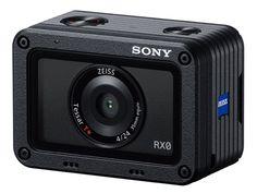 ソニーは8月31日、1型センサーのカメラ「RX0」(DSC-RX0)を発表した。ヨーロッパで10月に850ユーロで発売する。日本での発売に関する情報はない。