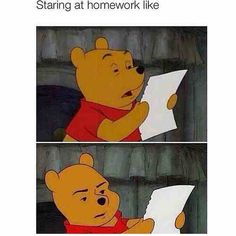 ME RIGHT NOW! Pinterest and homework at the same time... Risky... :P