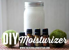Make your own moisturizer with this easy recipe from Th …