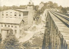 Charlottesville Woolen Mills from University of Virginia Visual History Collection ·  ·  · Albert and Shirley Small Special Collections Library, University of Virginia.