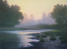 John Paul Braman | Dawn's Light. Galleries in Carmel California- Jones/Terwilliger