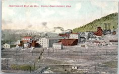 Mines at Cripple Creek Colorado
