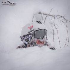 With 25'' of new snow in the last 72 hours there are lots of #snowy #smiles to be had. Photo: @trentbonaphoto  #skicb #ridecb