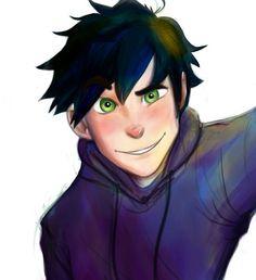 Percy take a selfie!