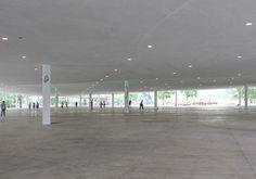 Reformas de Marquise do Ibirapuera e homenageia Niemeyer | DIÁRIOPAULISTA.COM