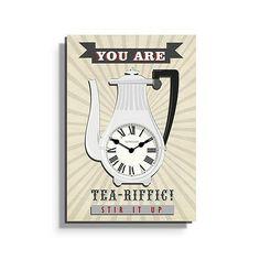 Klok Tea-riffic