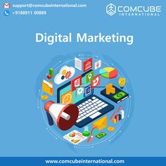 ▪️Digital Marketing strategy helps reach out to a large audience all within a small investment. ▪️Digital Marketing helps to build brand reputation. ▪️Digital Marketing is important to market/establish your business online. ▪️Digital Marketing in business helps generate higher revenues.  Call Us ➡️ +918891100889 Email ➡️ support@comcubeinternational.com  #comcube #seo #sem #smm #serp #gmb #ppc #searchengine #socialmedia #searchengineoptimization #keywordsearch #searchenginemarketing…