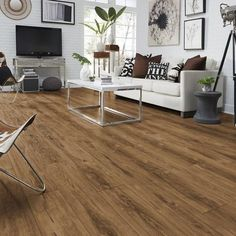 Tannin Adura Max Apex Napa Vinyl Plank is a character oak that combines cerused, wire brushed graining with a textured surface embellished with deep knots, mineral streaks and painted edges. Its character is enhanced by long plank format. Mannington Vinyl Flooring, Mannington Adura, Luxury Vinyl Tile Flooring, Vinyl Plank Flooring, Luxury Vinyl Plank, Vinyl Planks, Cork Flooring, Engineered Vinyl Plank, Waterproof Laminate Flooring