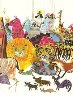 Brian Wildsmith (children's author) - favorite illustrator when I was a child