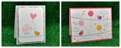 Lawn Fawn - Hello Sunshine stamps and paper _ cards by Kelly for Lawn Fawn Design Team