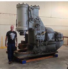 Love Machine, Machine Tools, Propane Forge, Blacksmithing Knives, Power Hammer, Industrial Machinery, Johnny Bravo, Blacksmith Shop, Industrial Photography