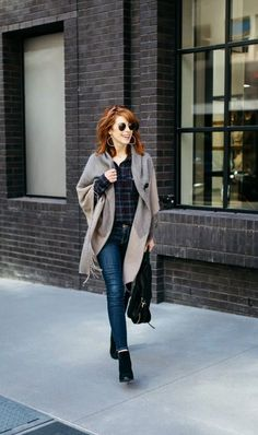 Over 50 style blogger