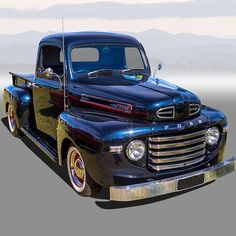 Truck - available in variety of formats. Chevy Trucks, 1948 Ford Truck, Ford Ranger Truck, New Trucks, Custom Trucks, Cool Trucks, Car Ford, Ford Truck Models, Lifted Chevy