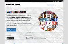 Top 10 Websites for Designers—TYPOGRAFFIT