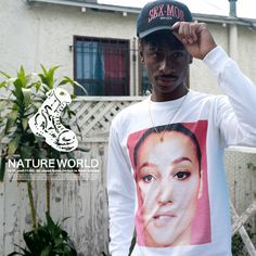 NATURE WORLD – Offical Item 2015 collection. http://blog.raddlounge.com/?p=42660  #ss15 #aw15 #RaddLounge #Shibuya #Jinnan #NatureWorld #ANtwon #Ratking #Wiki #AndreMartel