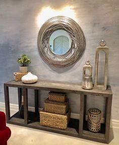 Beautiful Interior Design, Beautiful Interiors, Entryway Tables, Design Ideas, Furniture, Home Decor, Decoration Home, Room Decor, Home Furnishings