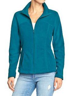 Womens Micro-Performance Fleece Jackets