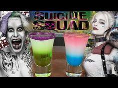 Suicide Squad Shots - Tipsy Bartender - YouTube