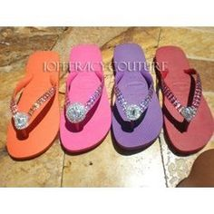 e58c99d17bb73b haviana flip flops with swarovski crystals - Bing Images