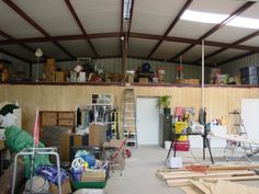 1000 Images About Pole Barn Shop Living Quarters On
