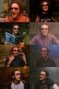 Hyde-That 70's Show. He's my fav.