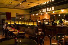 Mini Bar at Teatro Sao Luiz - Lisbon (Chiado)