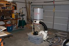 my dust collector