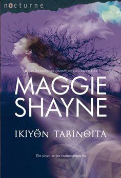 Ikiyön tarinoita (Yön siivet, #1) :: Maggie Shayne