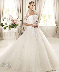 Manuel Mota 2013 Pre-Collection — + Pronovias 2013 Glamour Bridal Collection   Wedding Inspirasi