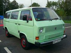 VW T3 BUS T3 Bus, Van Design, T 4, Volkswagen, Vans, Van