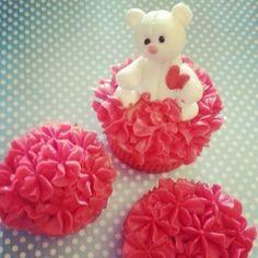 #cupcakes #SanValentin #Madrid