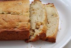 cream cheese banana bread.