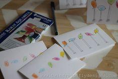 Watercolor Easter Card Tutorial