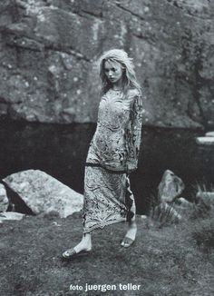 rovrsi:  kate moss by juergen teller for vogue italia, may...