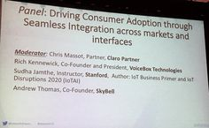 Home Automation product must 'delight' the consumer. Check out Argus Insights reports on IoT Home. #iotworld16 - Twitter Search