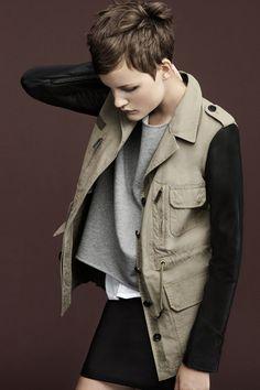 NEW LOOKBOOK: Najaarscollectie Zara 2011 | I LOVE FASHION NEWS