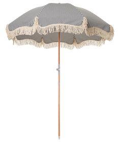 - All Beach Umbrellas - Beach Tent, Beach Umbrella, Beach Picnic, Reclaimed Timber, Timber Wood, French Home Decor, Beach Accessories, Wood Laminate, Fringes