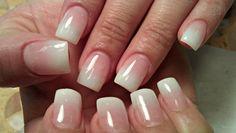 Resultado de imagen para uñas de acrilico francesas