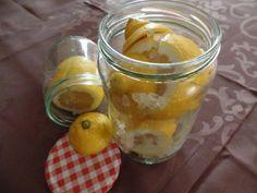 Das perfekte Marokkanische Salzzitronen-Rezept mit Bild und einfacher…