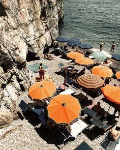 Positano Italy via chanelbagsandcigarettedrags # European Summer, Italian Summer, Photography Beach, Travel Photography, Photography Tips, The Places Youll Go, Places To Visit, Voyager C'est Vivre, Travel Goals