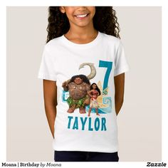 Upgrade your style with Disney Frozen Anna And Elsa t-shirts from Zazzle! Browse through different shirt styles and colors. Search for your new favorite t-shirt today! Moana Birthday, Disney Birthday, 2nd Birthday, Moana Shirt, Elsa, Gamer T Shirt, Unicorn Shirt, Personalized Products, Cool T Shirts